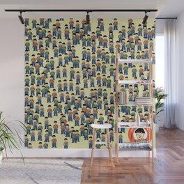 Where's Wong? Wall Mural