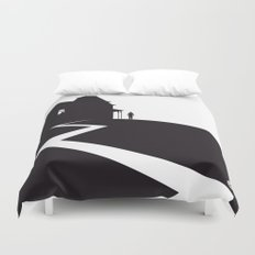 The Black Collection' Hitchcock Movie Duvet Cover