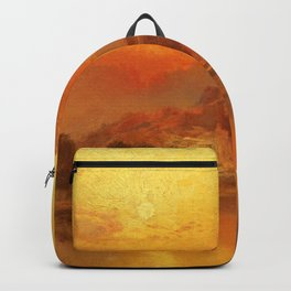 Thomas Moran - The Golden Hour Backpack