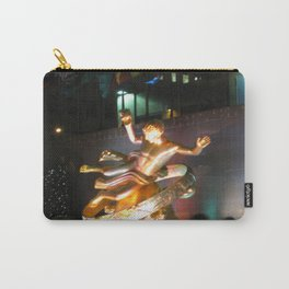 Rockefeller Center Carry-All Pouch