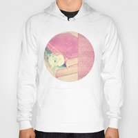 books Hoodies featuring BOOKS by VIAINA