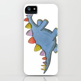 Stomp-a-saurus! iPhone Case
