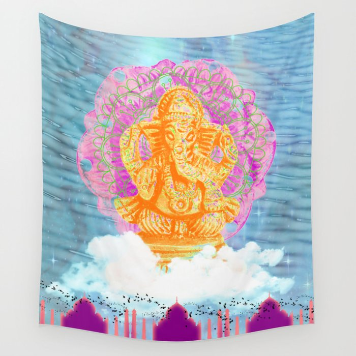 Indian Summer Wall Tapestry