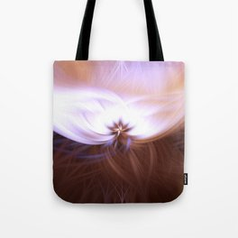 Twirling colours Tote Bag
