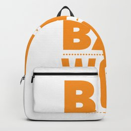 Big Bad Wolf Halloween Idea Backpack