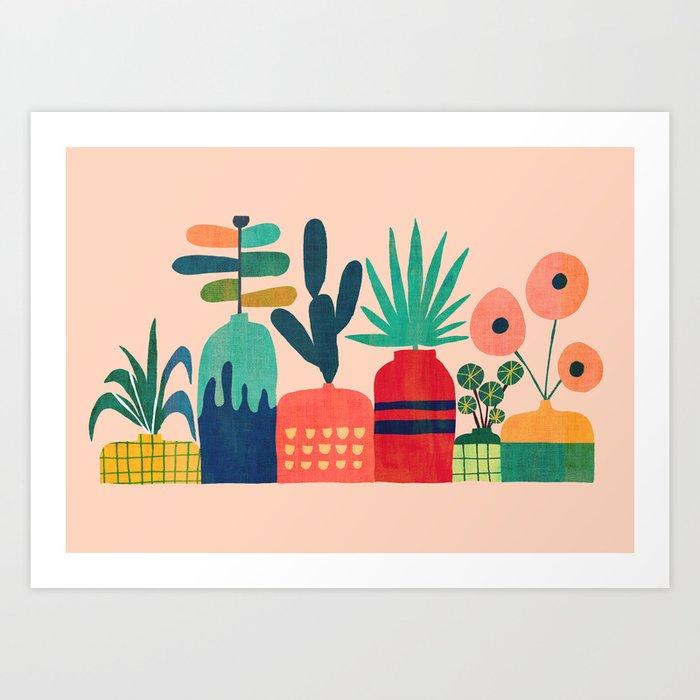 Plant mania