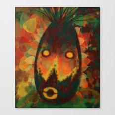 Spirit Mask Canvas Print
