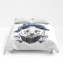 The Bear (Spirit Animal) Comforters
