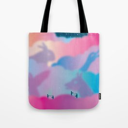 Aurora Borealis Explained Tote Bag