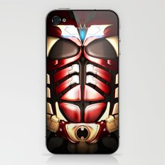 The StarKnight. iPhone & iPod Skin