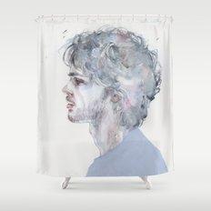 my musician Shower Curtain