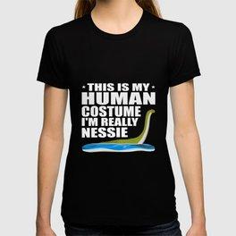 I'm Really Nessie Funny Shirt Gift T-shirt