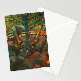 A Spot Of Bother In The Garden Stationery Cards