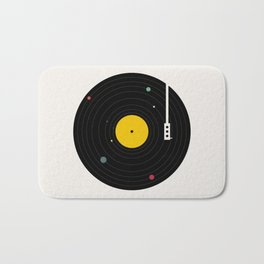 Music, Everywhere Bath Mat