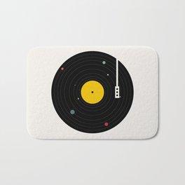 Music, Everywhere Badematte