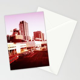 Trains to Central Stationery Cards