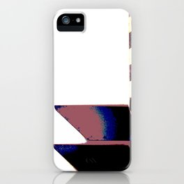 Two Towers iPhone Case