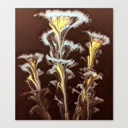 Nightflower Canvas Print