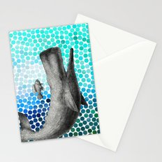 New Friends 3 by Eric Fan & Garima Dhawan Stationery Cards