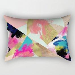 Geomagnetic Rectangular Pillow