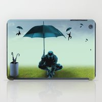 the winter soldier iPad Cases featuring Winter Soldier by Tony Vazquez