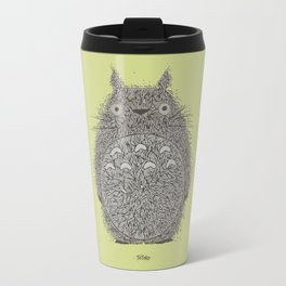 Avocado Totoro Travel Mug