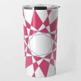 Red Crystal Travel Mug