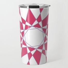 Red Crystal Travel Mug