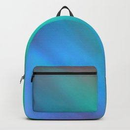 Mystic - Green and Blue Backpack