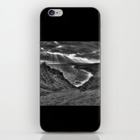 hawaii iPhone & iPod Skins featuring Hawaii by Green Skye