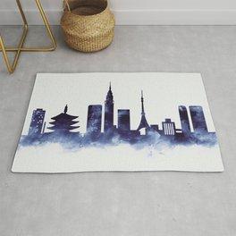 Tokyo Skyline Rug