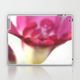 lightpinkflower Laptop & iPad Skin