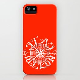 Stas Reskon iPhone Case