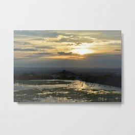 sunset 2 Metal Print