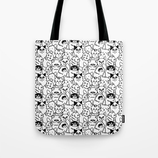Oh Cats Tote Bag