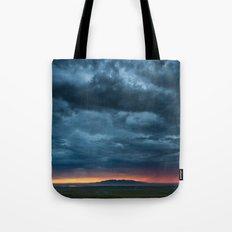 Salt Lake Sky Tote Bag