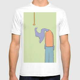 The wonder of electricity T-shirt