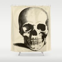 fig Shower Curtains featuring Fig 1.1 by Steal This Art