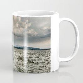 Steg in den Sturm Coffee Mug