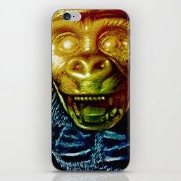 kong iPhone Skin