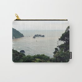 New Zealand Coast Carry-All Pouch