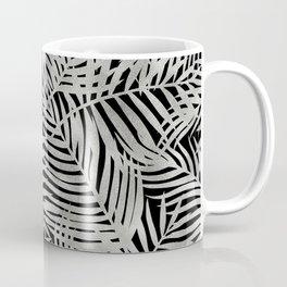 Tropical Moondust Leaves Coffee Mug