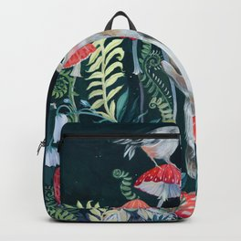 Mushroom garden Backpack