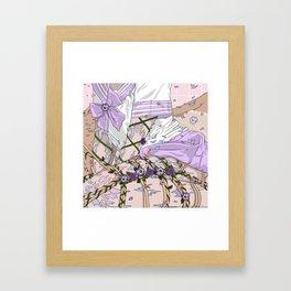 """""""Nectar"""" Framed Art Print"""