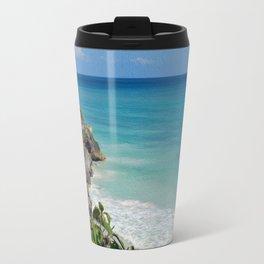Mexico Oil Style Travel Mug