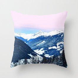 Nirvana Throw Pillow