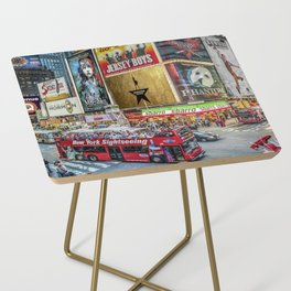 Times Square II Special Edition I Side Table