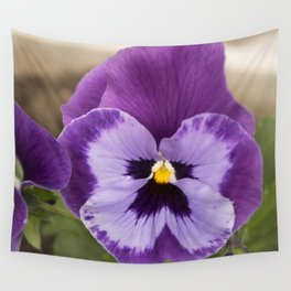 Spring Flowers Series 64 Wall Tapestry