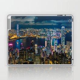 HONG KONG 10 Laptop & iPad Skin