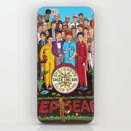 Wes Anderson's Sgt. Pepper iPhone Skin
